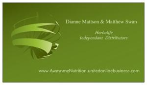 """Herbalife - """"Awesome Nutrition"""""""