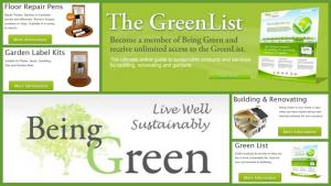 Being Green Solutions