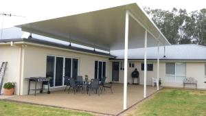 Patio Roof new Griffith NSW