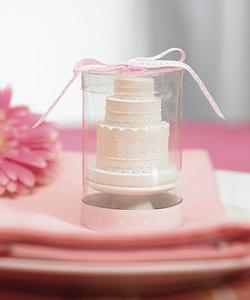 Candle Favour