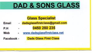 full glass business details