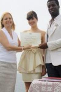 Wedding celebrant at Botany Bay