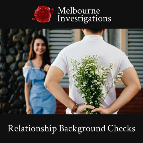 Relationship background checks in Melbourne