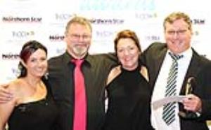 Business Excellence Award Winners 2013