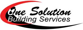 One Solution Building Services Logo