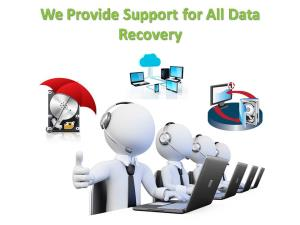 Data Recovery Technical Support Services