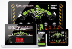 eCommerce, App and Animated Graphics