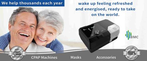 CPAP Sales. Making a great nights sleep affordable