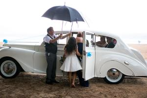 Bride & Vroom Wedding Car Hire