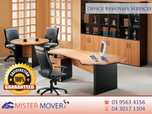 Office Removals Services
