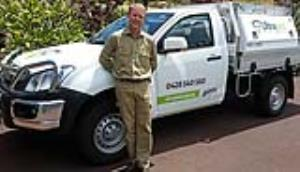 Owner/Pest Technician Brendan Ennis