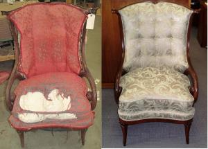 Recover your chairs to make them new again
