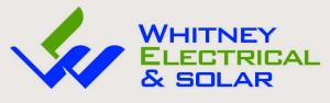 Whitney Electrical & Solar Logo