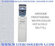 AWESOME WATER FREESTANDING HOT & COLD  COOLER