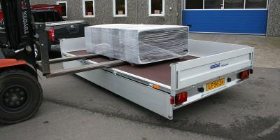 Professional trailers built for business
