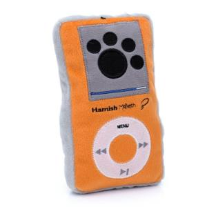 Plush iPod Squeaker Dog Toy