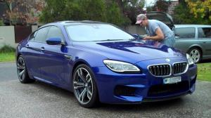 Az in action - BMW M6 Grand Coupe