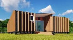 Eco Shipping Container Home Design