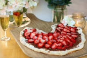 Weddings are our specialty. What about pizza?