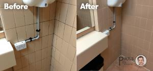 Grout Cleaning from Paul's Tile Cleaning