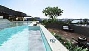 Pool View by Creative Threshold 3d Visualisation
