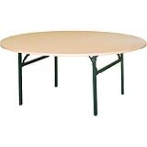 Round banquet table (folding) - 1.8m