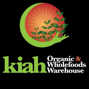 Kiah Organic & Wholefoods Warehouse Logo