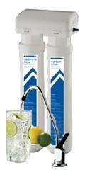 Twin Undersink Quick Connect Water Filtration Syst