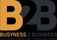 Busyness 2 Business consulting Logo