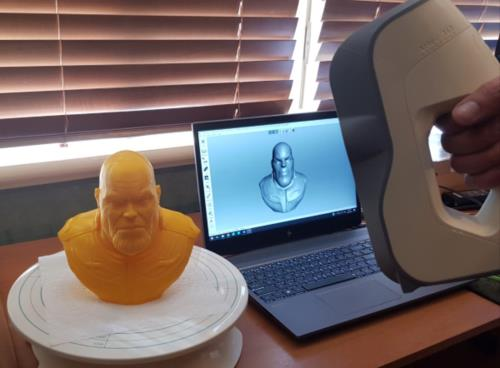 Scanning in 3D