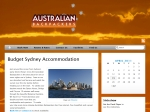 View More Information on Australian Backpackers