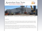 View More Information on Australian Easy Train