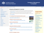View More Information on Australian Emergency Management Institute
