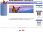 View More Information on Australian Entomological Supplies Pty Ltd