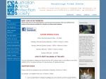 View More Information on Australian Animal Protection Society