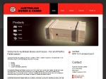 View More Information on Australian Boxes & Cases