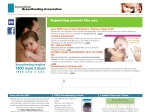 View More Information on Australian Breastfeeding Association SA and NT
