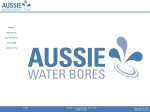 View More Information on Aussie Water Bores