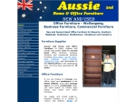 View More Information on Aussie 2Nd Home & Office Furniture