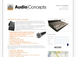 View More Information on Audio Concepts, Gosford
