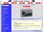 View More Information on Audio Visual Devices Pty Ltd