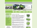 View More Information on A - All Bins