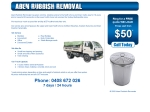 View More Information on A Aben Rubbish Removals