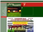View More Information on A Astra Billiards