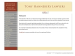 View More Information on A Hannebery