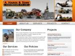 View More Information on A.Haros And Sons Earthmovers