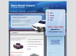 View More Information on A Nova Smash Repairs, East perth