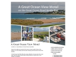 View More Information on A Great Ocean View Motel