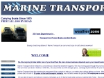 View More Information on Marine Transport