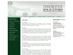 View More Information on A R Walmsley & Co Solicitors